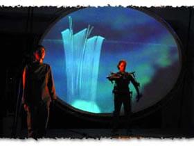 (Italiano) Andrea Brogi, Motion Capture Teatrale