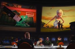 (Italiano) Ritorna Il Cinema 3d