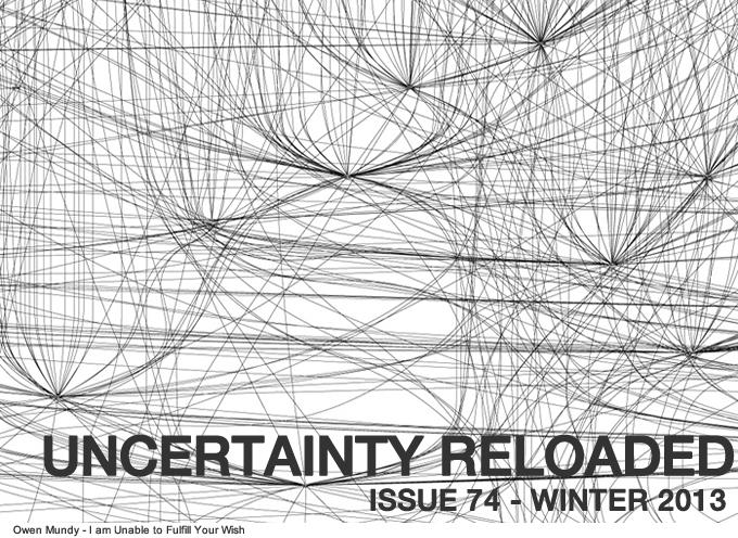 essays on relational uncertainty