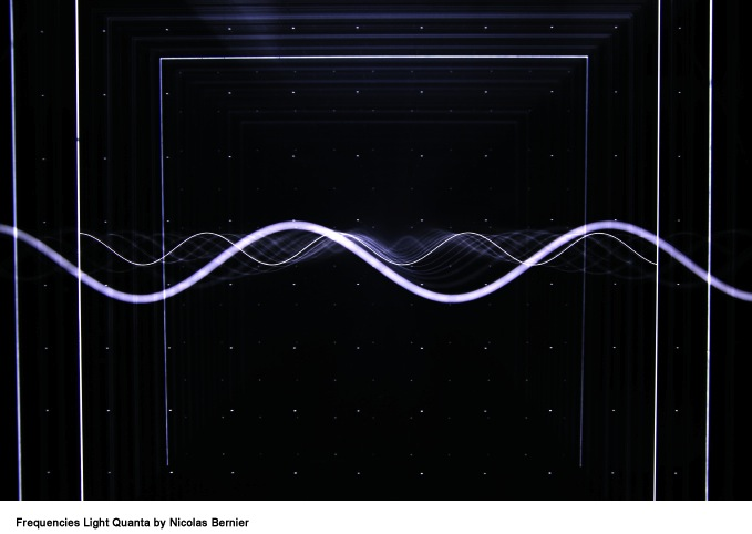 Nicolas Bernier, Frequencies Light Quanta