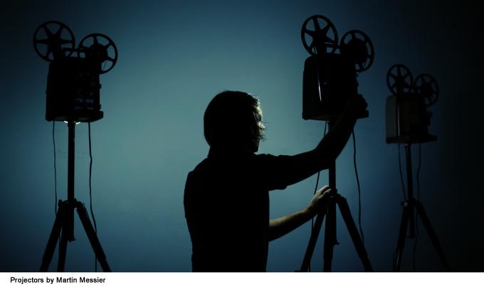 Projectors, Maxime Bouchard