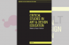 Critical Studies in Art and Design Education Book