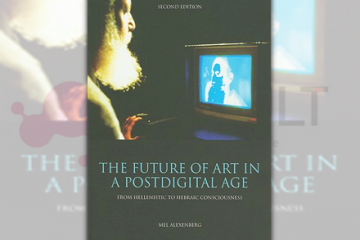 The Future of Art in a Postdigital Age Book
