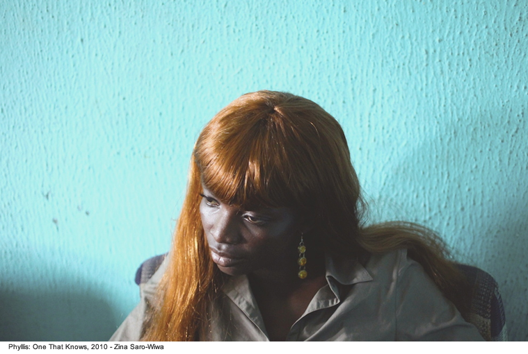 Zina Saro-Wiwa 2